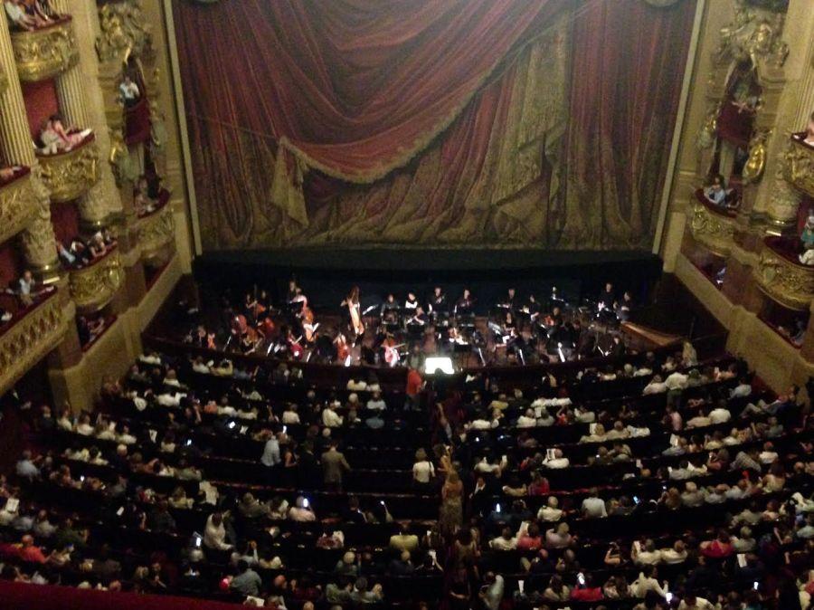 Opera salle