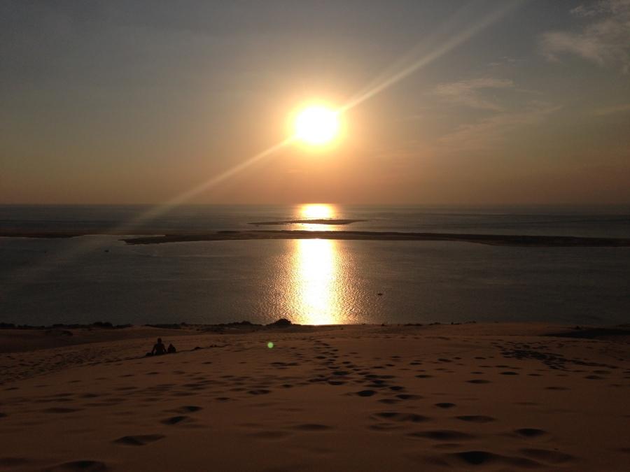 Дюна закат 1
