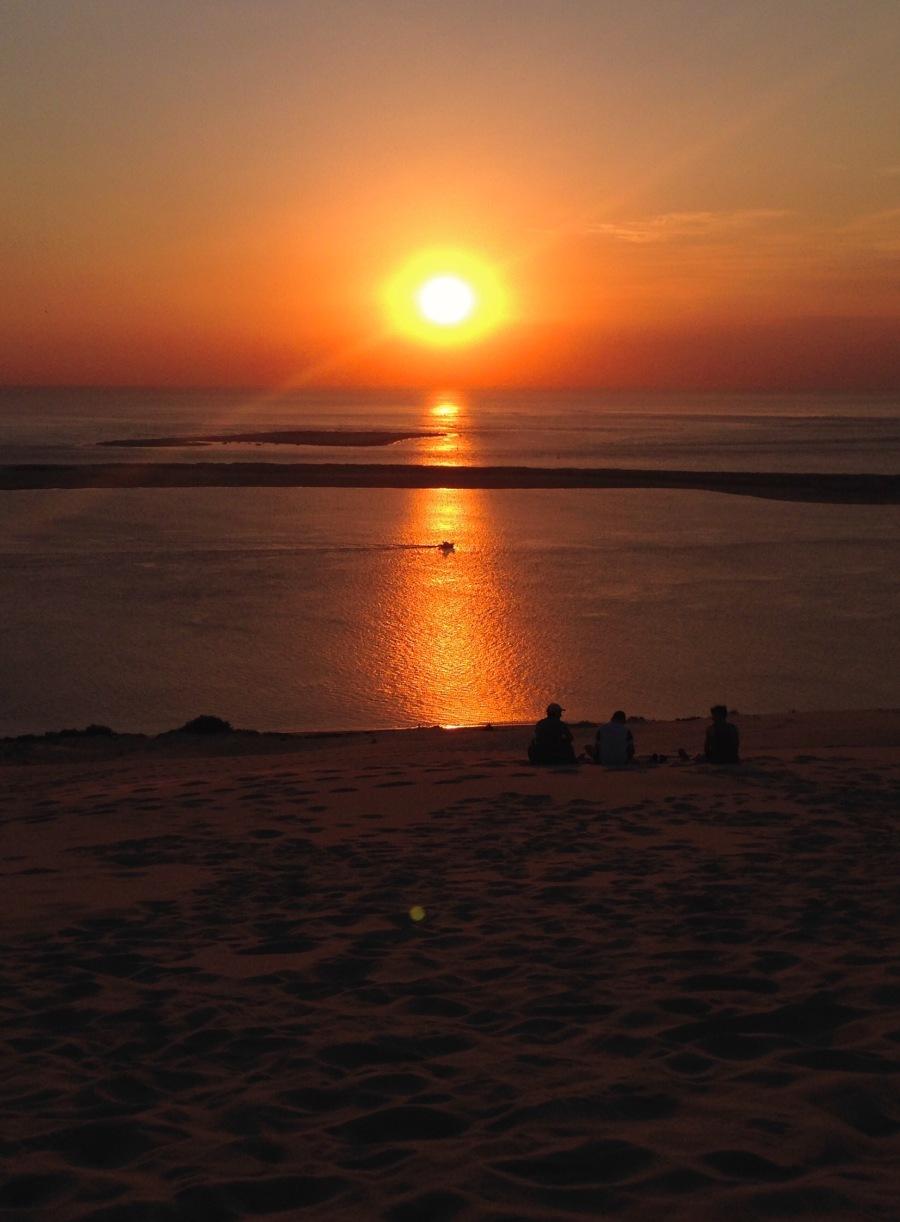 Дюна закат 2